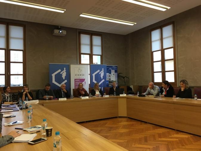 """Rencontres entrepreneuriat Haute-Corse : """" Soutenir et encourager la Corse qui bouge, qui créée, qui produit et qui travaille """""""