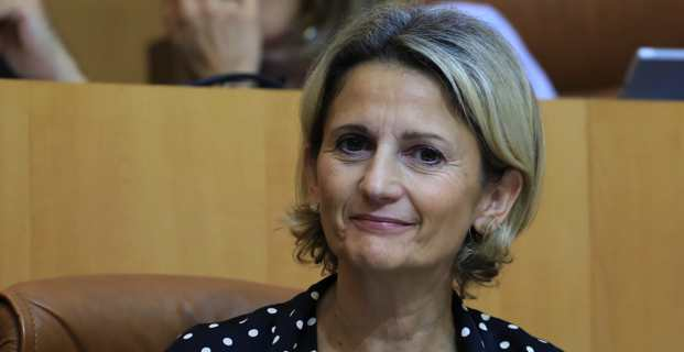 Nanette Maupertuis, conseillère exécutive en charge des affaires européennes et internationales à la Collectivité de Corse (CDC), présidente de l'Agence du tourisme de la Corse (ATC) et membre du Comité européen des régions. Photo Michel Luccioni.