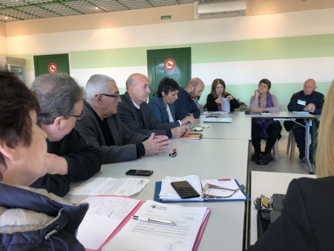 Interco de Lisula : Une commission de travail contre la délinquance juvénile