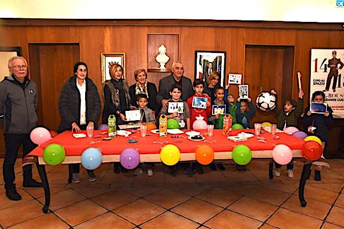 Lisula : Les cartes de vœux pour les seniors sont réalisées par des enfants
