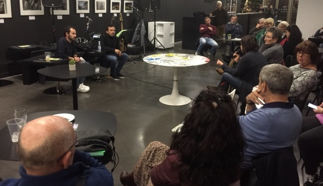 Sant'Andria : Partage et solidarité en débat à Bastia