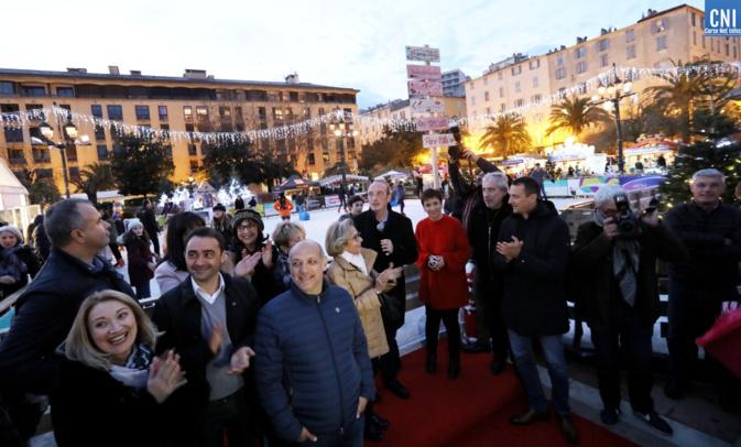 Marché de Noël d'Ajaccio : C'est parti pour un mois de festivités