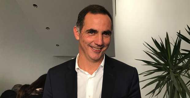 Gilles Simeoni, président du Conseil exécutif de la Collectivité de Corse (CDC) et leader des Nationalistes modérés.