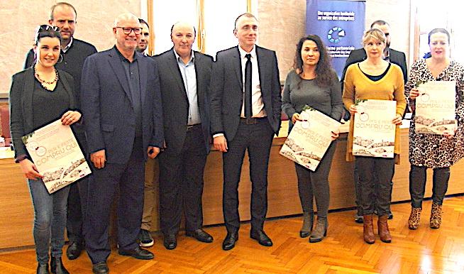CCI 2B et ADEC ont présenté le jeu « Per e feste compru qui »