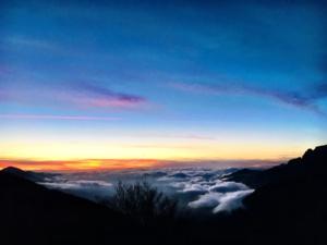 La photo du jour : Quand le Soleil fait sa douce révérence à Punta dell'Oriente