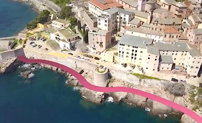 L'Aldilonda à Bastia