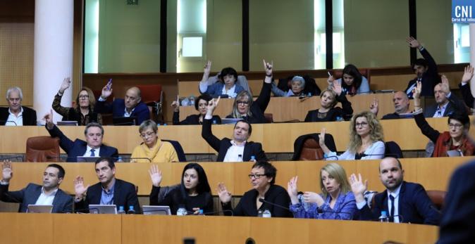 La Collectivité de Corse installe une conférence sociale