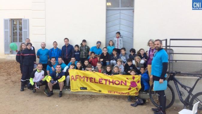 Plus de 2000 € récoltés dans les écoles par les sapeurs-pompiers de Balagne