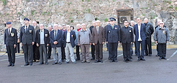 Porto-Vecchio rend hommage aux morts pour la France