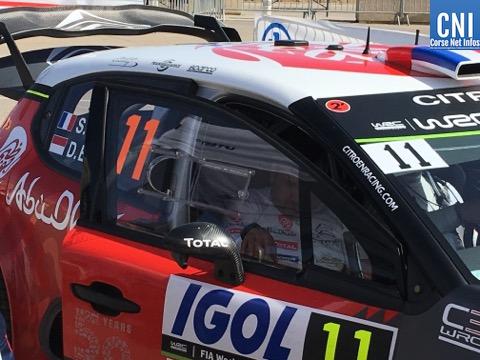 Tour de Corse Automobile :  Nouvelles dispositions