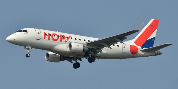 Des vols entre Paris-Orly et la Corse à seulement 59 € avec HOP! Air France
