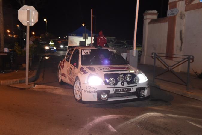21ème édition du Rallye National de Balagne