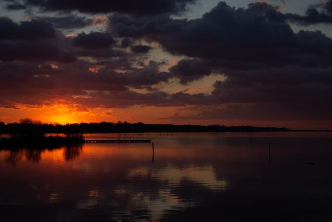 La photo du jour : L'étang de Chjurlinu à l'albafiò