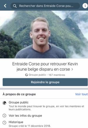 Randonneur belge disparu : Sa famille s'est mise à sa recherche en Corse