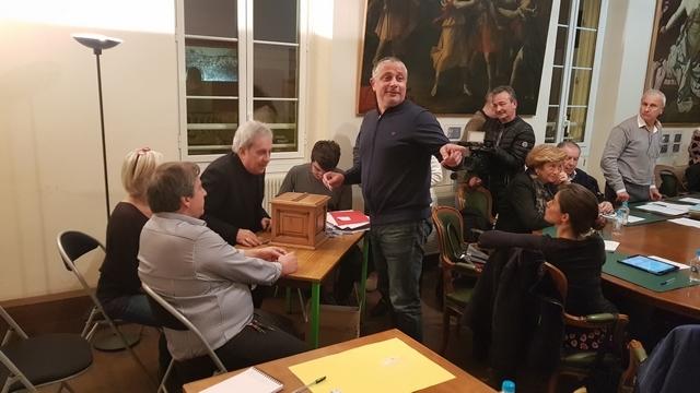 Jean-Louis Delpoux élu 1er adjoint au maire de Calvi. Jean-Michel Nobili également adjoint