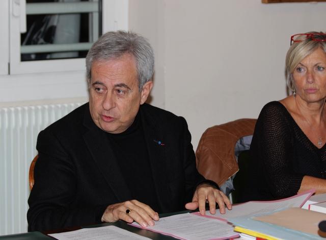 """La """"der"""" de l'année pour le Conseil Municipal de Calvi"""