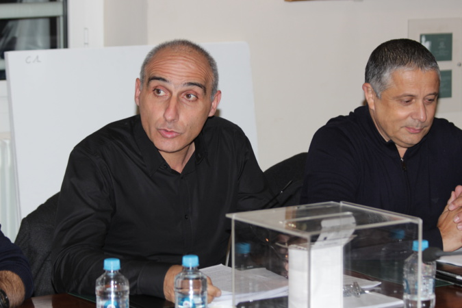 """Une salle culturelle et un projet de """"Mini Zénith"""" à Calvi"""