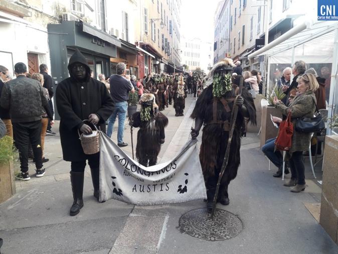 L'opération Mascaras  : un grand succès à Ajaccio
