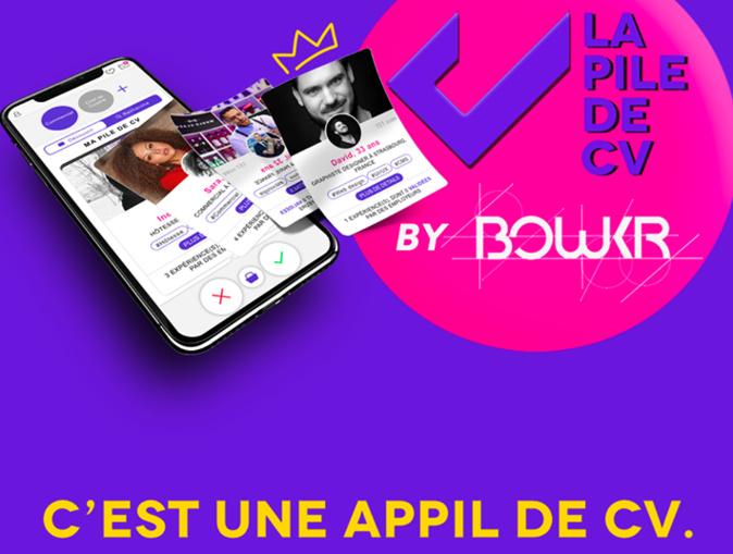 Bowkr devient... La Pile de CV by Bowkr