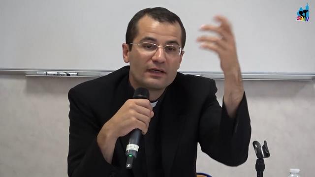 Le Père Xavier Manzano