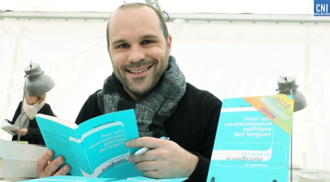 Romain Colonna (Photo Michel Luccioni)