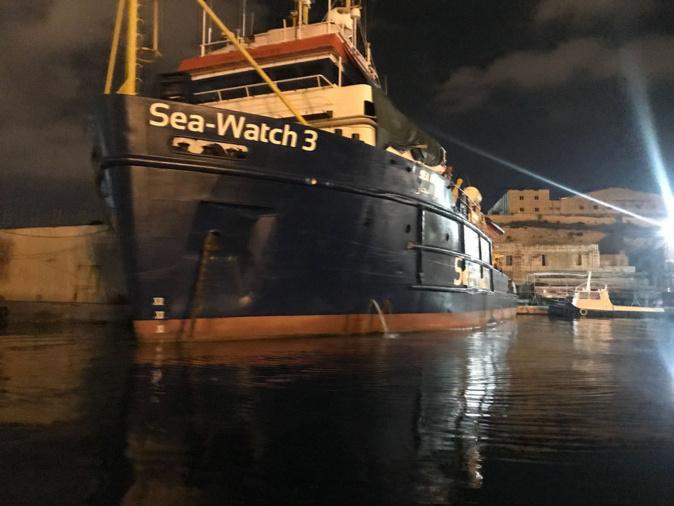 Méditerranée : Une pétition pour que la Corse accueille le Sea-Watch 3 et les réfugiés qui sont à bord