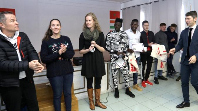 L'Erea d'Ajaccio gagne le concours national du prix de la littérature de jeunesse de l'Unicef
