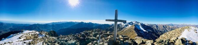 La photo du jour : Sur le toit de la Corse