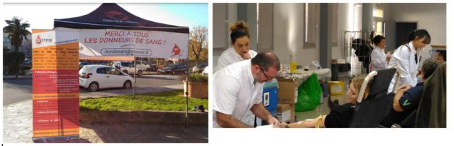 Ghisonaccia : Treize nouveaux donneurs de sang à la collecte, un record