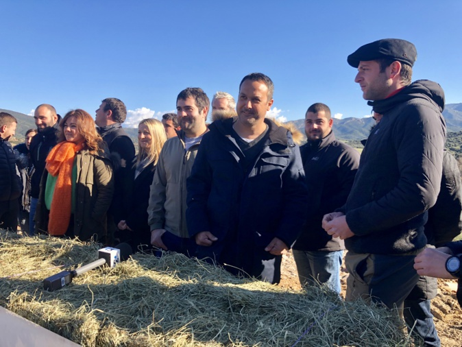 Hè Ora : La liste des jeunes agriculteurs présentée en Balagne
