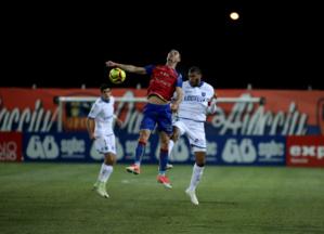 Le GFCA prend l'eau face à Auxerre (0-4)
