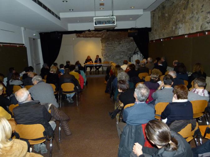 """Invité de Musanostra, Jean-Guy Talamoni a présenté """"Le Républicanisme Corse"""""""