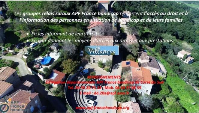 Villanova accueille le groupe relais de l'AFP