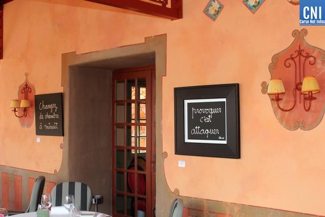"""Calvi : L'hôtel-restaurant """"La Signoria"""" décroche sa 1re étoile au guide Michelin"""