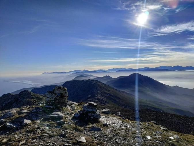 La photo du jour : Balade sur le Monte Stellu