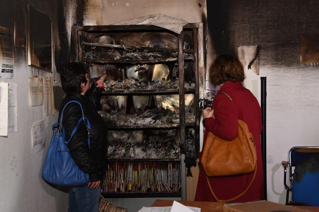 Incendie volontaire au collège de l'Ile-Rousse: un mineur interpellé un an après