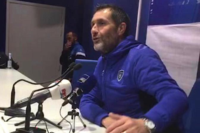 """Stéphane Rossi : """"Caen en huitièmes de finale ? C'est bien pour le public."""