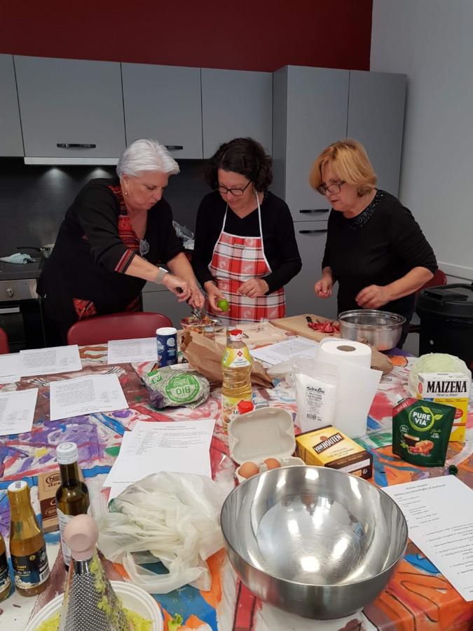Ateliers cuisine : apprendre à cuisiner avec du diabète