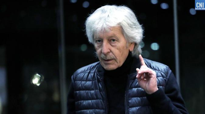 Jean-Jacques Andreani - Photo : Michel Luccioni