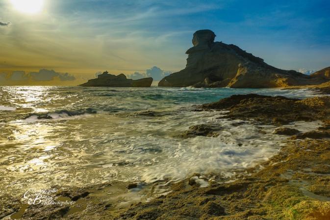 La photo du jour : La pointe de Saint-Antoine à Bonifacio, gouvernail de la Corse