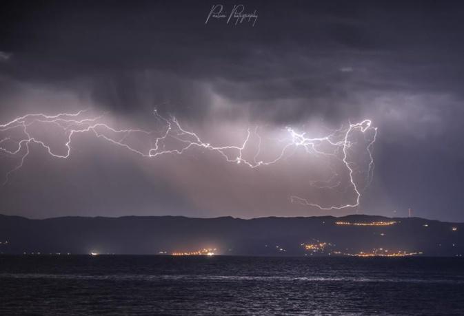 Météo : Vent, Pluie-inondation, vagues de submersion, la Corse du Sud en vigilance orange ce vendredi