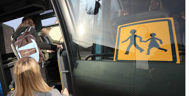 Vigilance orange en Corse-du-Sud : Changement d'horaire de toutes les lignes de transport scolaires