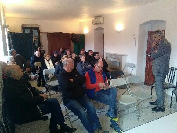 Petralba : Riunione publiche di u diputatu Michel Castellani