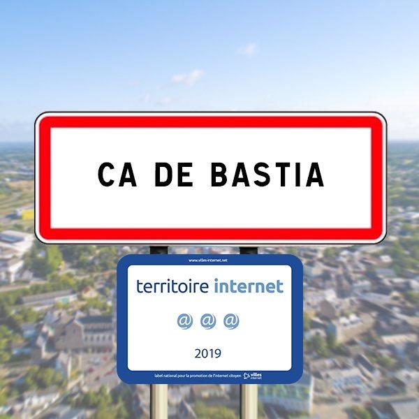 La CAB obtient les 3@ du Label territorial Villes Internet