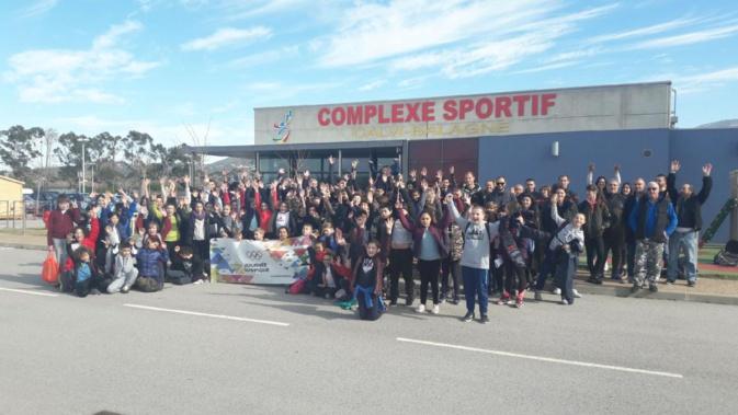 Calvi : Rencontres autour du sport pour les CM2 et 6ème