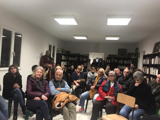 Porte à porte : réunion d'information à I Catari