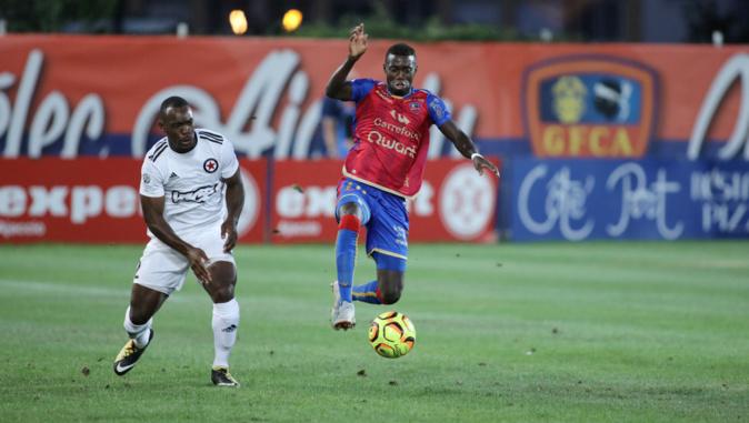 Ligue 2 : Le GFCA partage les points face au Red Star