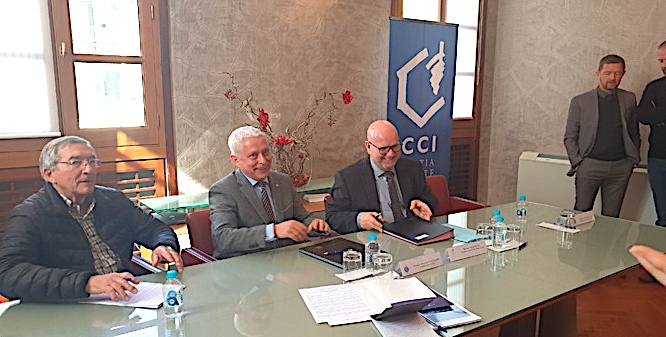 La CCI de Bastia et de la Haute-Corse et la CADEC main dans la main