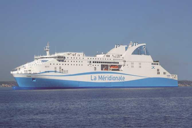 DSP Maritime Corse-Marseille : Core In Fonte apporte son soutien aux marins STC de La Méridionale