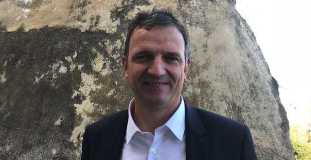 François Michel Lambert, député des Bouches-du-Rhône et Président de l'Institut d'économie circulaire.